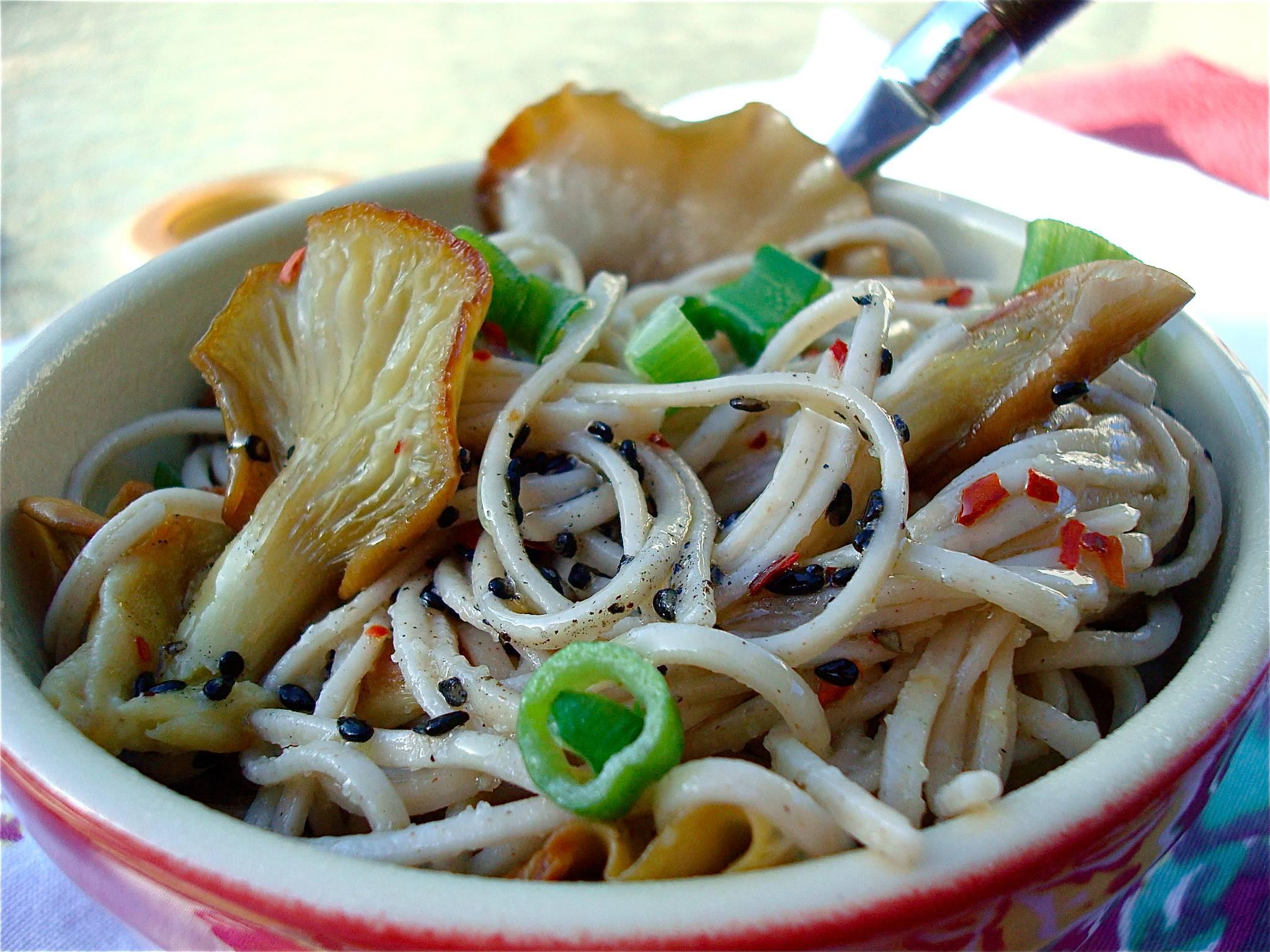 Soba Noodles Health Benefits & Recipes | ByzantineFlowers