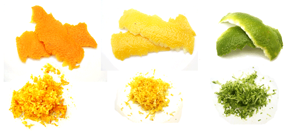 The amazing lemon peel 22 uses byzantineflowers - Cascara de limon ...