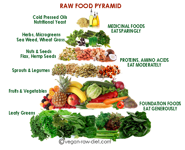 Raw food diet reviews