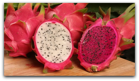 durian fruit dragon fruit benefits