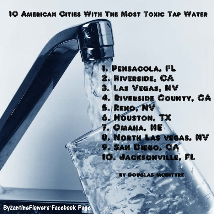 Drinking Florida Tap Water