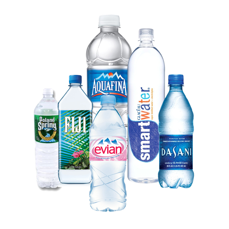 Image Gallery of Water Brands That Start With M