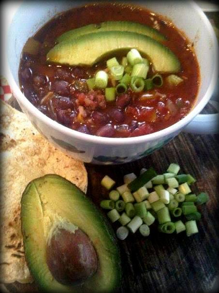 Yolanda's Cuban Black Bean Soup | ByzantineFlowers