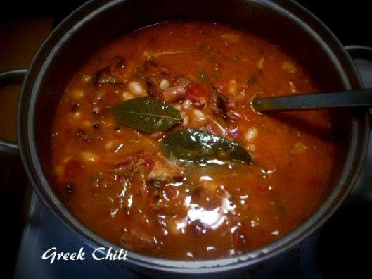 Greek chili
