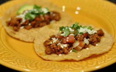 Chorizo Tacos
